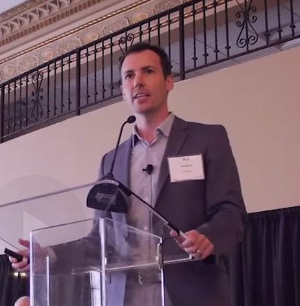 Ben Houlton, associate director of the UC Davis John Muir Institute of the Environment.